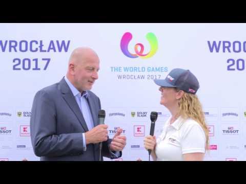 Mayor of Wroclaw Rafał Dutkiewicz Talks Ultimate Frisbee