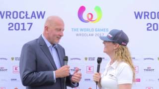 Mayor of Wroclaw Rafał Dutkiewicz Talks Ultimate Frisbee