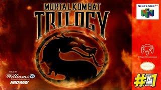 N64: Mortal Kombat Trilogy! Part 1 - YoVideogames