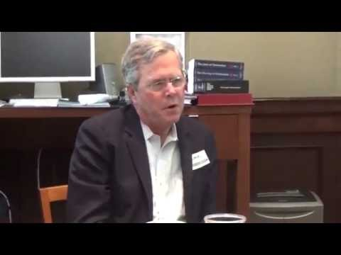 Jeb Bush Interview