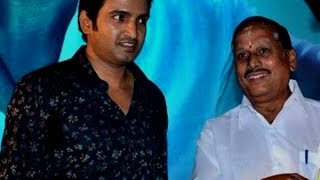 Actor-Comedian Santhanam's Father Passed Away