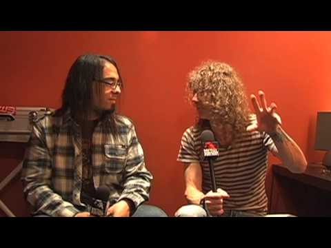 OVERKILL Interview with Bobby Blitz on Metal Injection