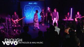 Jonathan McReynolds, Mali Muṡic - Enough (Live Performance)