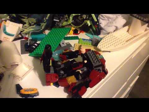 Lego DC Comics Chapter 10 Down to Earth
