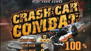 Crash Car Combat Gameplay