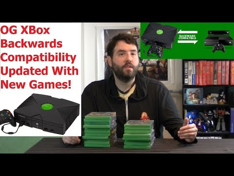 OG XBox Backwards Compatibility on XBox One UPDATED - Adam Koralik