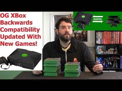 OG XBox Backwards Compatibility on XBox One UPDATED - Adam Koralik