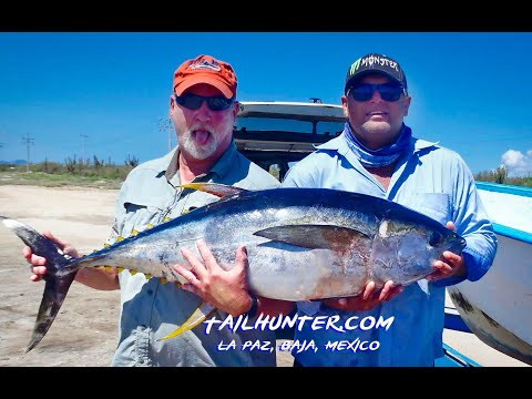 MEXICAN MINUTE LA PAZ FISHING REPORT From Tailhunter Sportfishing For Week Of Sept.29- Oct.  6, 2019
