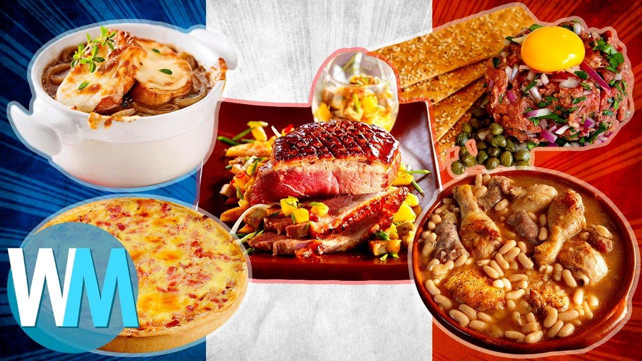 Top 10 d licieuses sp cialit s fran aises youtube - Les cuisines francaises ...