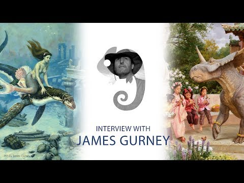 Wisdom from the masterful James Gurney