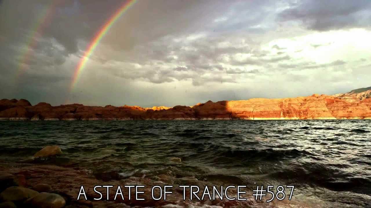 Armin van Buuren - A State Of Trance #587 - [15.11.2012]