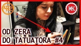 Od Zera Do Tatuatora #4 - unboxing paczki z maszynką do tatuowania i sprzetem