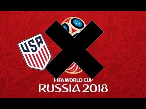US FAN CRIES BECAUSE THEY DON'T QUALIFY FOR WORLD CUP!! (NOT CLICKBAIT) -- USMNT Discussion