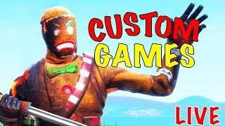 CUSTOM GAMES ( Preisgeld ) 💥 Fortniite Live Deutsch💥Abozocken 💥 Fortnite Custom Games Deutsch 💥