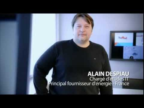 Leading provider of energy in France about ClickShare