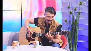 «Дошагать до Шагала»: певец Александр Сухарев завершил третий пеший музыкальный маршрут