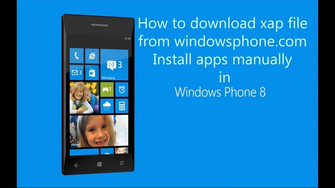 How to download xap file for windows phone lumia install apps from how to download xap file for windows phone lumia install apps from sd card manually youtube ccuart Image collections