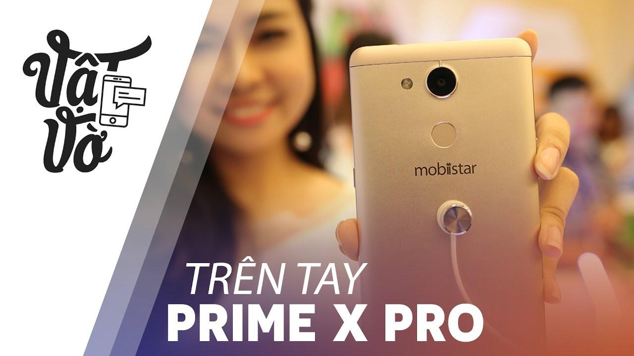 Vật Vờ| Smartphone thương hiệu Việt đầu tiên có quét mống mắt