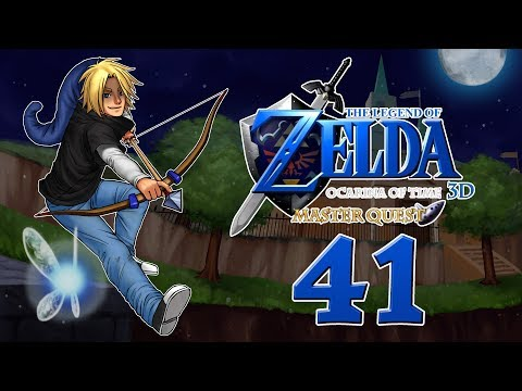 Lets Play Zelda Ocarina of Time 3D Master Quest German♥♥♥#41  Schmucker Spiegelschild!
