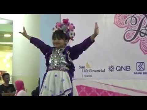 Tari Rineka Gaya, Cynthia -Sanggar Trisna Manggala