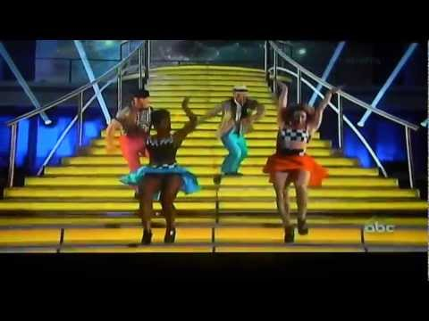 Dancing with the Stars - Locked out of Heaven