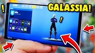 HO UCCISO A *EXCLUSIVE* SKIN, THE GALAXY SKIN!! — Fortnite ITA