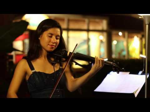 Say Something - A Great Big World (Violin Cover by Kimberly McDonough)