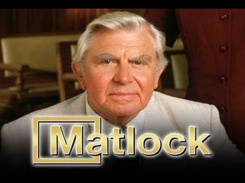 Matlock - INTRO (Serie Tv) (1986)