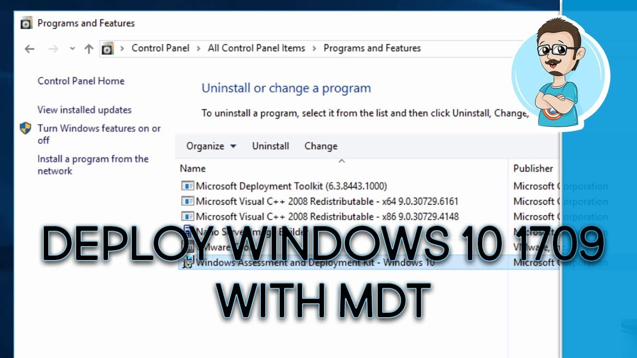 Deploy Windows 10 1709 with MDT! (Step-by-Step)