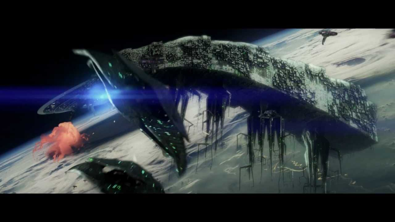 Alien Uprising - UFO Trailer
