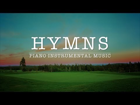 HYMNS - 1 Hour Piano Instrumental Music I Meditation Music I Prayer Music I Soft Relaxation Music I