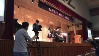 聖公會林裘謀中學開放日2016 - 校友合唱演出 (1)