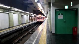 12021列車 1503F 新開地発車