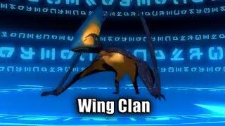 Wing Clan Reptile - Dinomaster