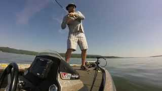 Ledge Fishing on Guntersville