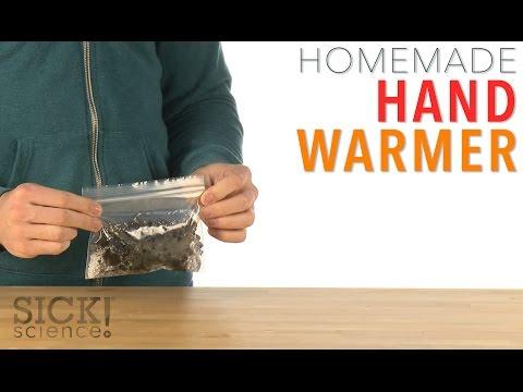 Homemade Hand Warmer - Sick Science! #227