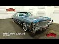 DustyOldCars 1978 Cadillac Eldorado SN:1960