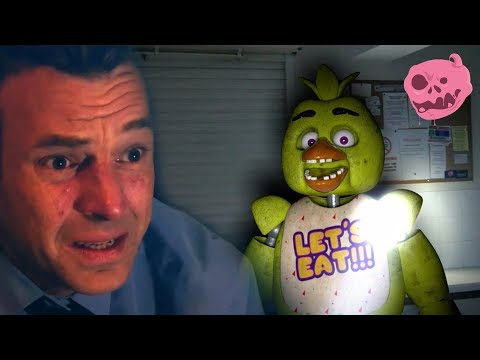 Real Fnaf In Real Life Movie Clips Compilation