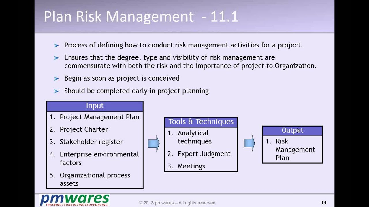 Project Management Online Workshop - Mar-2014 - P08 2 - HR & Risk - By  pmwares