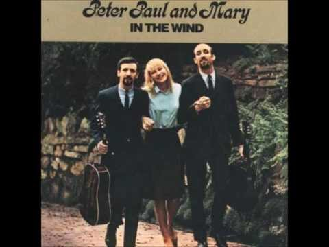 """Peter, Paul and Mary  """"Very Last Day"""""""