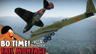 War Thunder - Fail Montage #51