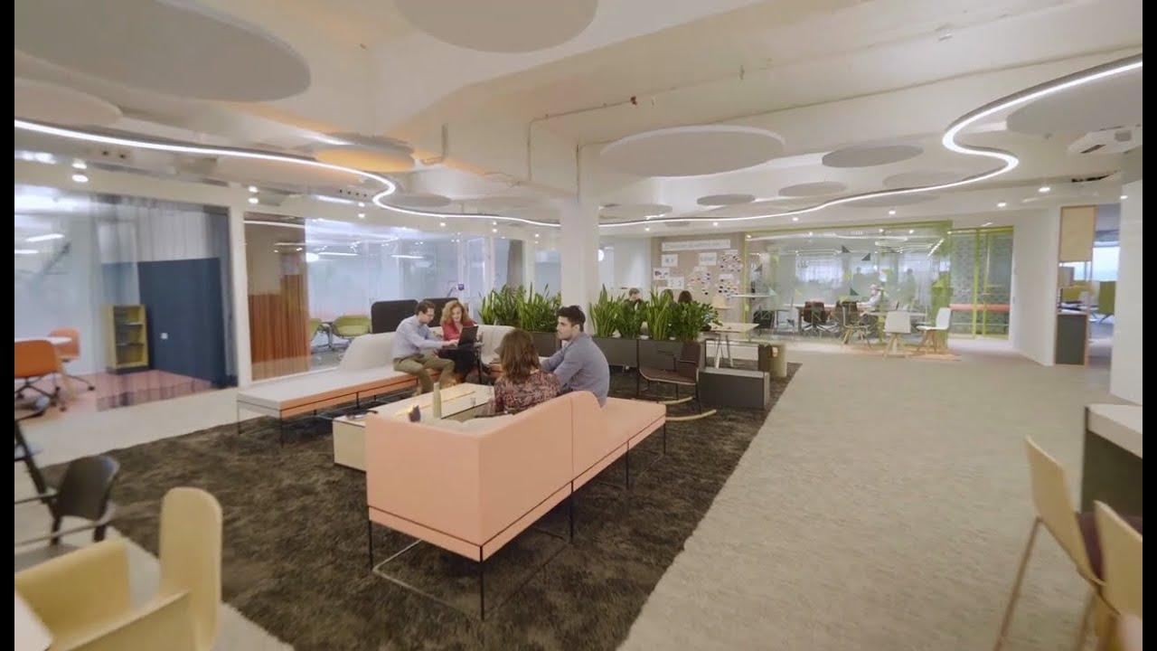Steelcase: consultoría estratégica de espacios