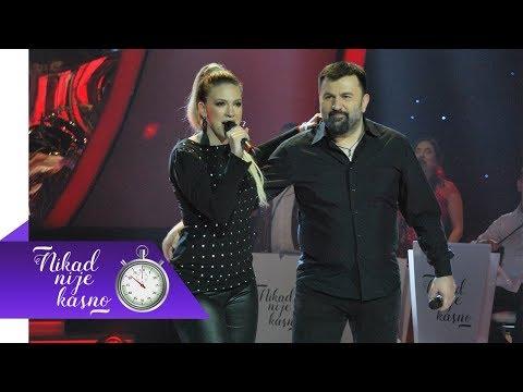 Igor Mrkela i Milica - Ja imam nekog a ti si sam - (live) - Nikad nije kasno - EM 24 - 26.03.2018