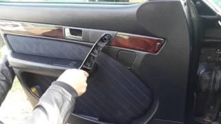 Как снять дверную панель в AUDI A6 [ AUDI 100 кузов C4  ](Зарабатывай с партнеркой еще больше. Моя партнерская ссылка для подключения: http://join.air.io/my_partnership Мои каналы:..., 2015-10-07T09:29:38.000Z)