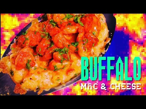 How to Make Buffalo Mac and Cheese