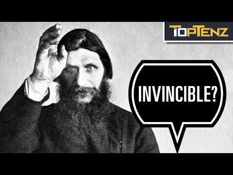 10 Facts About the Mad Monk Grigori Rasputin