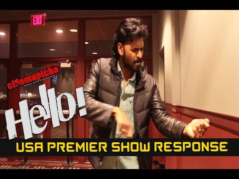 Hello USA Premier Audience Response
