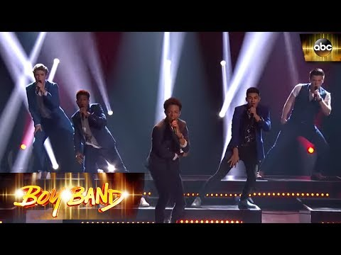 Tr5ble Performance – Rolling in the Deep  Boy Band