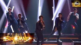 Cover images Tr5ble Performance – Rolling in the Deep | Boy Band