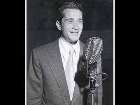 Perry Como - Don't Let The Stars Get In...